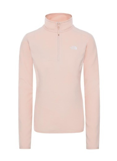 The North Face Sweatshirt Pembe